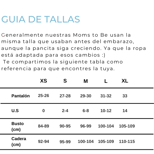 Tallas Mom to Be